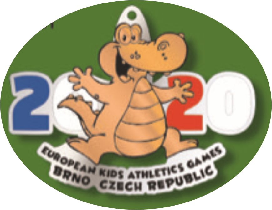 EKAG 2020 medaile bronz