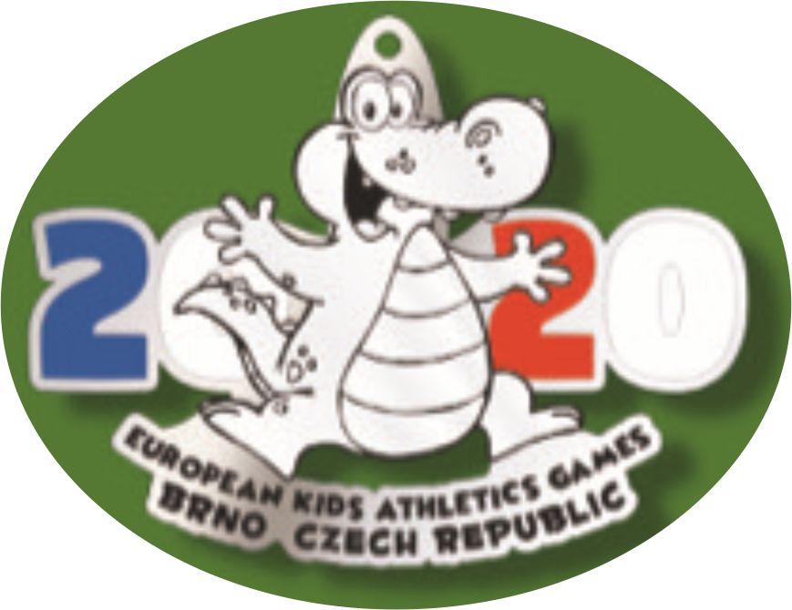 EKAG 2020 medaile silver